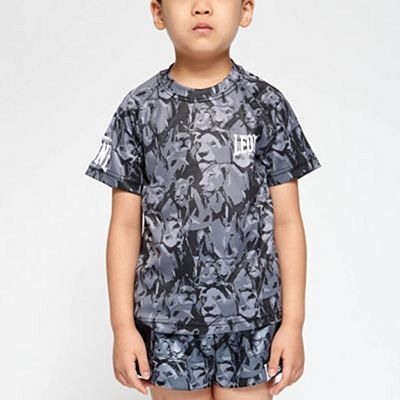Leone 1947 Leo Camo Jr T-shirt Grey-Camo