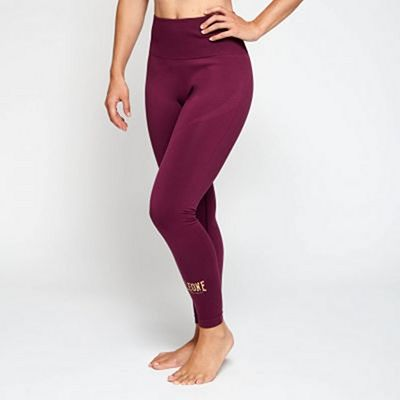 Leone 1947 Logo Sport Tights Purple