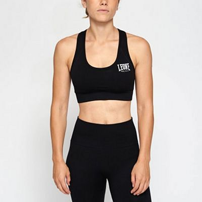 Leone 1947 Logo Sports Bra Black