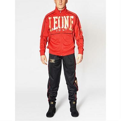 Leone 1947 Logo Tracksuit Red