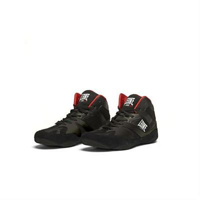Leone 1947 Luchador Boxing Shoes Black