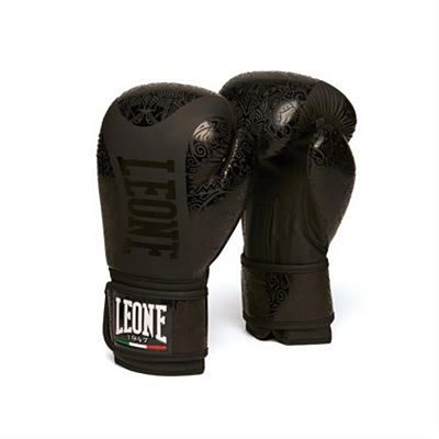 Leone 1947 Maori Women Boxing Gloves Schwarz