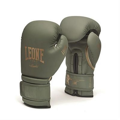 Leone 1947 Military Edition Boxing Gloves Green