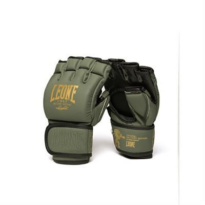 Leone 1947 Military MMA Gloves Grün