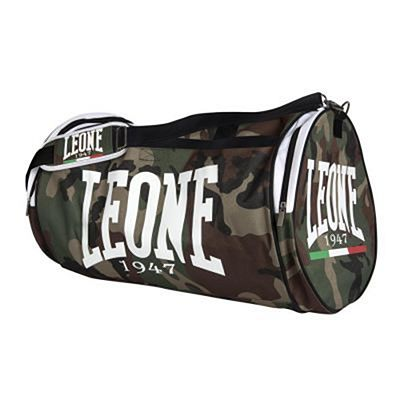 Leone 1947 Mimetic Sporting Bag 45L Grün-Camo