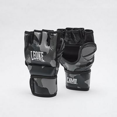 Leone 1947 MMA Gloves Camo Grey-Camo