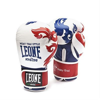 Leone 1947 Muay Thai Boxing Gloves Blanco
