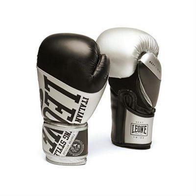 Leone 1947 Next Boxing Gloves Musta-Hopea