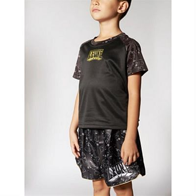Leone 1947 Number One Kids T-shirt Black