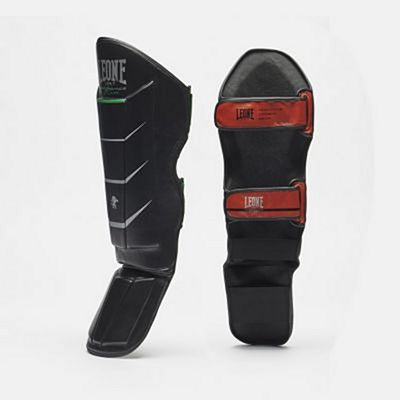 Leone 1947 Revo Performance Shinguards Black