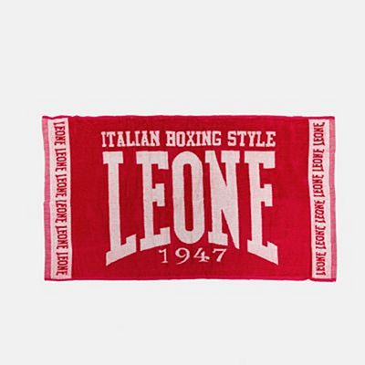 Leone 1947 Ring Terry Towel Red