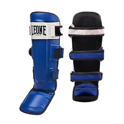 Leone 1947 Shock Shinguards Blau
