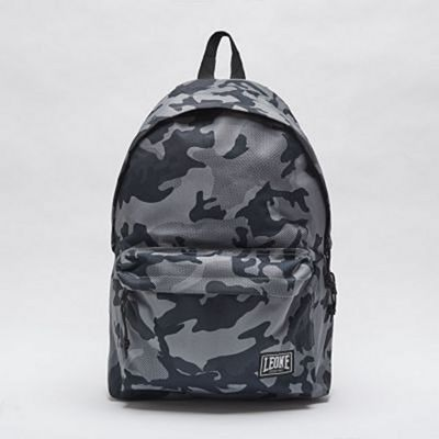 Leone 1947 Small  Backpack Gris-Camo