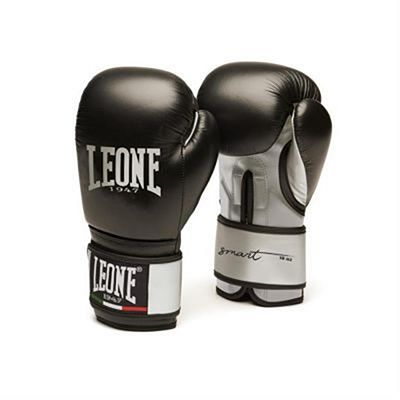 Leone 1947 Smart Boxing Gloves Schwarz