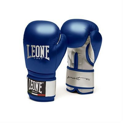 Leone 1947 Smart Boxing Gloves Blue