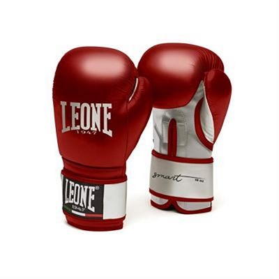 Leone 1947 Smart Boxing Gloves Rouge
