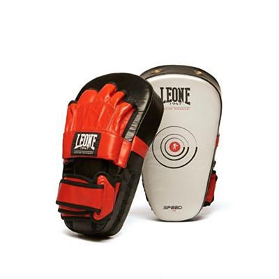 Leone 1947 Speed Line Strike Mitts Silber