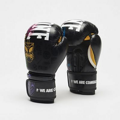 Leone 1947 Totem Boxing Gloves Black