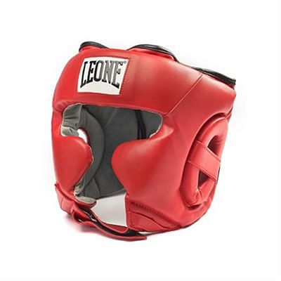 Leone 1947 Training Headgear Piros