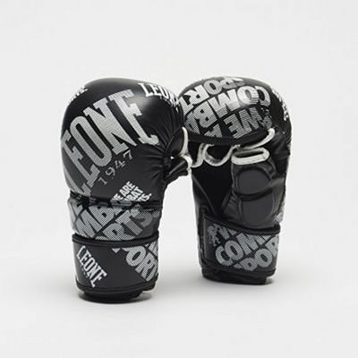 Leone 1947 WACS MMA Gloves Black