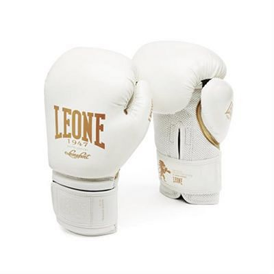 Leone 1947 White Edition Boxing Gloves White
