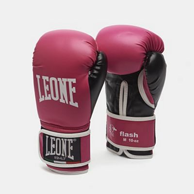 Leone 1947 Woman Flash Boxing Gloves Fuchsia Rouge