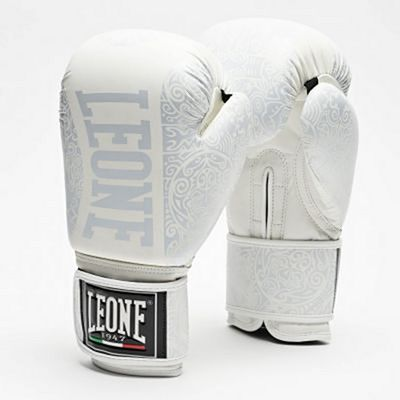 Leone 1947 Woman Maori Boxing Gloves White