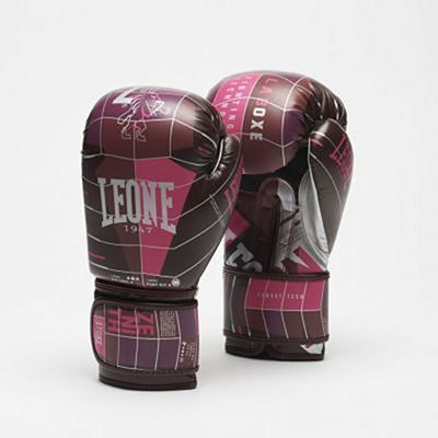 Leone 1947 Woman Zenith Boxing Gloves Fuchsia Rouge