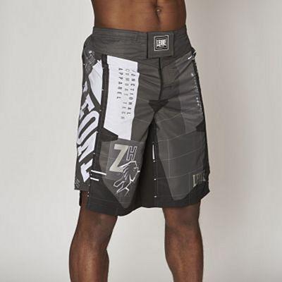 Leone 1947 Zenith MMA Shorts Grey