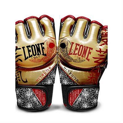 Leone Boxing Guantes MMA Kitsune Oro