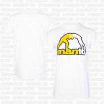 ManTo Classic T-shirt Blanco