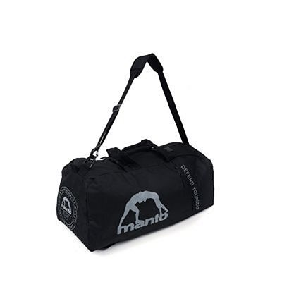 Manto Defend XL Sports Bag Schwarz
