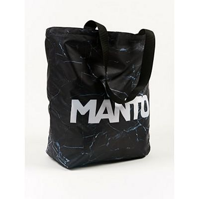 ManTo Hermosa Tote Gym Bag Noir-Blanc