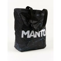ManTo Hermosa Tote Gym Bag Nero-Bianco