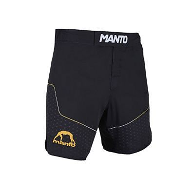 Manto Icon Fight Shorts Musta