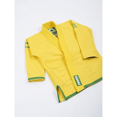 Manto Junior 2.0 Youth BJJ Gi Yellow