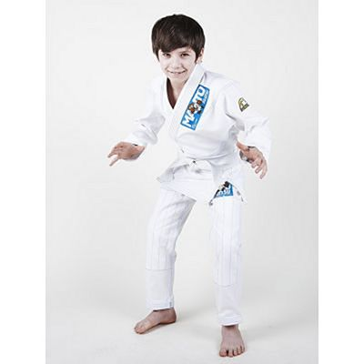 ManTo Monkey Junior Bjj Gi Blanc