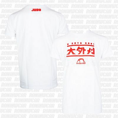 ManTo Osoto T-shirt Blanco