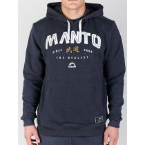 ManTo Realest Hoodie Graphite Gris Oscuro