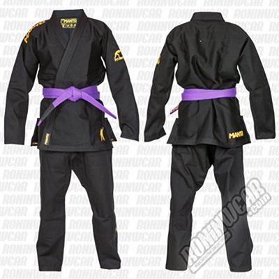 Manto Victory Gi Black