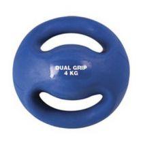 Amaya Balon Medicinal Dual Grip 4kg Azul