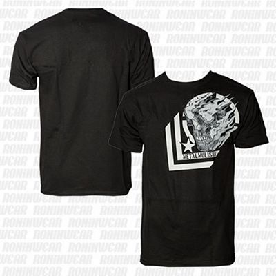 Metal Mulisha Burn Tee Preto