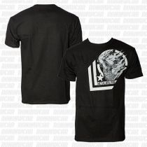 Metal Mulisha Burn Tee Fekete