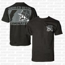 Metal Mulisha Chance Tee Fekete