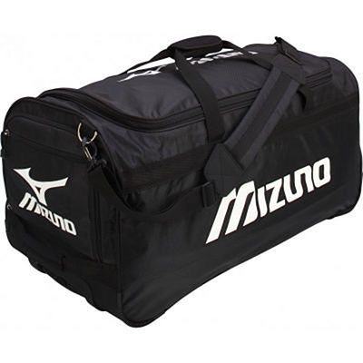 "Mizuno Trolley ""Team Wheels"" Negro-Blanco"