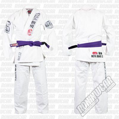 Moya Brand Domesmad Kimono Vit