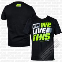 Muscle Pharm Live This Nero