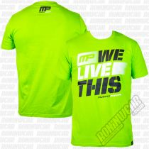 Muscle Pharm Live This Verde
