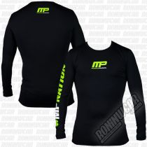Muscle Pharm MP Nation Hashtag Schwarz