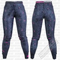 Muscle Pharm MPLPNT498 Ladies Dazzle Leggings
